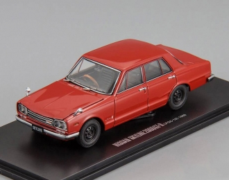 NISSAN Skyline 2000GT-R (PGC10) early normal wheel, red