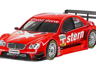 "MERCEDES-BENZ C-Class ""Stern"" Alexandros Margaritis - Team AMG Mercedes - DTM (2007), red"