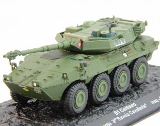 """B1 Centauro Reggimento 3a """"Savoia Cavalleria"""" Iraq - 2003"""