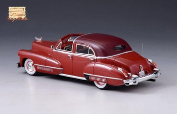 CADILLAC Sixty Special Town Brougham by Derham (открытый) 1942 Red