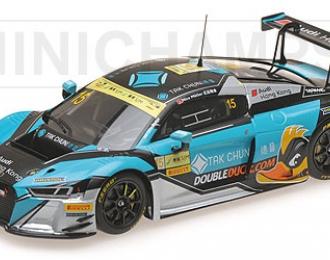 AUDI R8 LMS - PHOENIX RACING ASIA - NICO MÜLLER - FIA GT WORLD CUP MACAU 2016