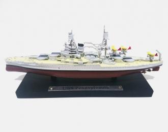 """Линкор """"USS Pennsylvania"""" США 1941"""