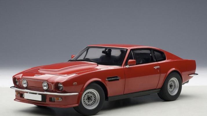 Aston Martin V8 Vantage 1985 (suffolk red)