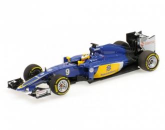 SAUBER F1 TEAM FERRARI C34 - MARCUS ERIKSSON - 2015