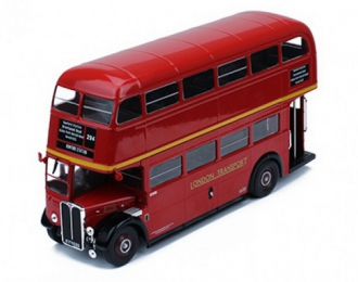 AEC Regent III RT London Transport (1939), maroon