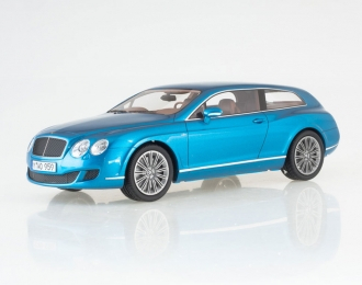 BENTLEY Continental Flying star by  Touring, blue metallic