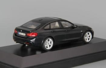BMW 4er Gran Coupe F36, dark blue met.