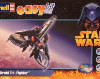"Сборная модель Star Wars Droid Tri-Fighter ""easykit"""