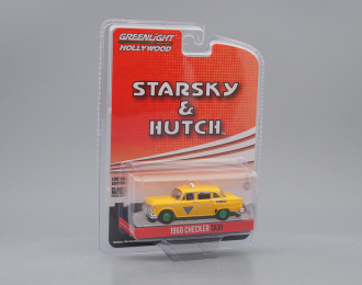 "CHECKER TAXI ""Metro Cab Co."" 1968 (из телесериала ""Старски и Хатч"") (Greenlight!)"