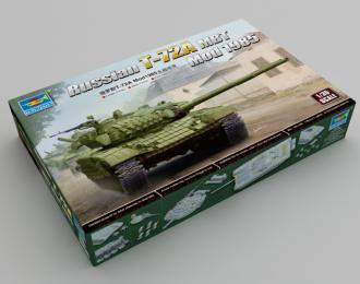 Сборная модель T-72AV Mod 1985 MBT