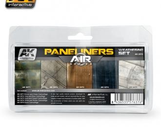 Paneliners Weathering Set Combo (набор для панельных линий)