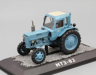 "(Конверсия!) МТЗ-82 ""Беларусь"", Тракторы 29, зеленый"