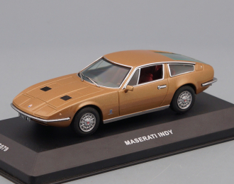 MASERATI Indy (Tipo 116), gold