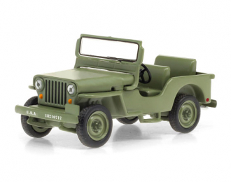 """JEEP Willys M38 4x4 1950 (из т/с """"M.A.S.H."""")"""