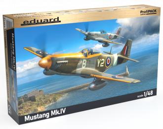 Сборная модель Mustang Mk. IV