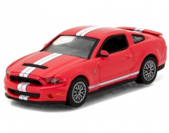 FORD Shelby GT-500 with SVT Performance 2011