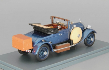 ROLLS-ROYCE Silver Ghost Doctor Coupe Open (1920), blue