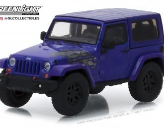 JEEP Wrangler 4x4 Winter Edition 2017 Xtreme Purple