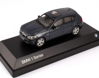 BMW 1er 125i Sport F20 5-door (2011), night blue