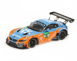 BMW Z4 GT3 - PIXUM TEAM SCHUBERT - MUELLER/SANDRITTER - ADAC GT MASTER 2014