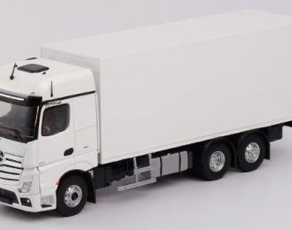 MERCEDES-BENZ new ACTROS 1851 6x4 фургон 2019 White