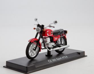 CZ-350/472, Наши мотоциклы 8