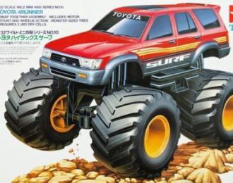 Toyota 4 Runner с электромоторчиком