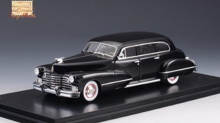 CADILLAC Series 67 Sedan 1942 Black