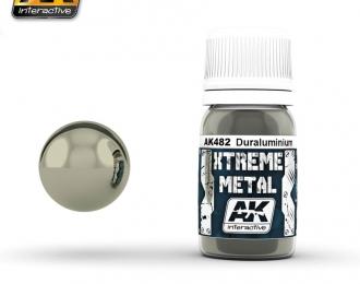 XTREME METAL DURALUMINIUM (металлик дюралюминий)