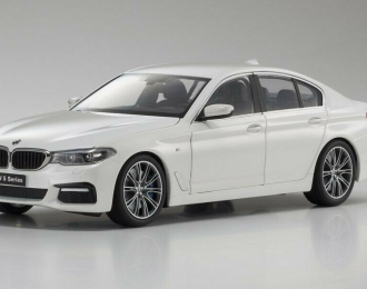 BMW 5 Series (G30) (white)