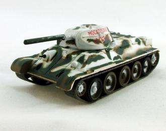 Т-34 (1942), Русские танки 23