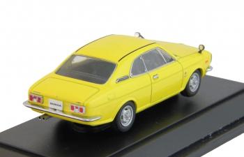 HONDA 1300 Coupe 9S (1969), yellow