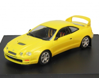 "TOYOTA Celica GT Four ""Muleto"", yellow"