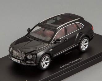 Bentley Bentayga (black met.)