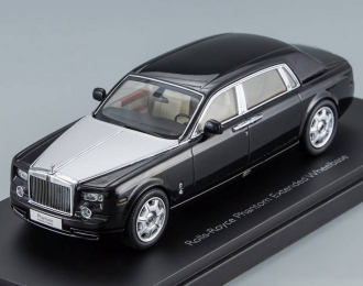 ROLLS-ROYCE Phantom EWB (2003), diamond black
