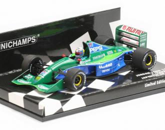 JORDAN FORD 191 - ALESSANDRO ZANARDI - JAPANESE GP 1991
