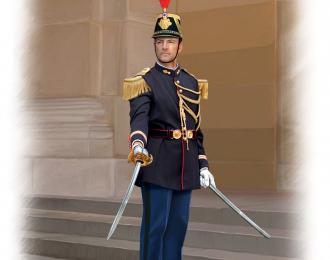 Сборная модель Фигура, Офицер Республиканской гвардии Франции