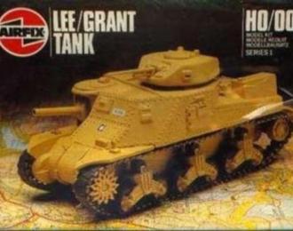 Сборная модель танк M3 Lee - Grant Tank