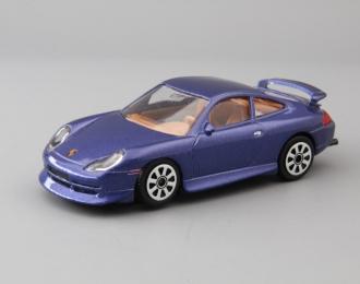 PORSCHE 911 Carrera, blue