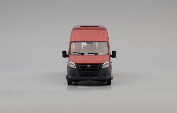 ГАЗель Next A65R22 пассажирская, темно-красный