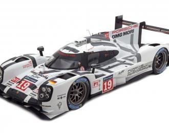 PORSCHE 919 hybrid Winner 24h Le Mans 2015 special edition