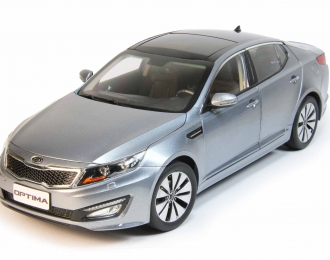 KIA Optima (2012), grey
