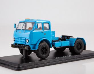 МАЗ-504А седельный тягач, голубой