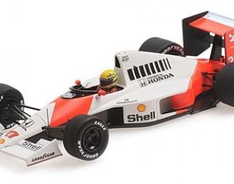 MCLAREN HONDA MP4/5B - AYRTON SENNA - WINNER GERMAN GP 1990