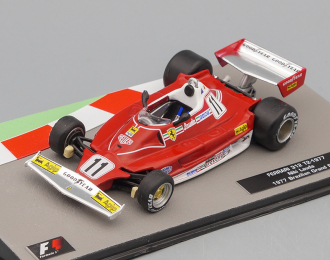 FERRARI 312T2 Nikki Lauda (1977), Formula 1 Auto Collection 2
