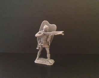 Генуэзский арбалетчик (наемник), войско Мамая (54мм)