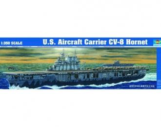 Сборная модель Американский авианосец USS CV-8 Hornet