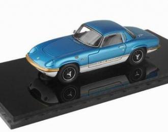 LOTUS Elan S4 Sprint 1971, blue