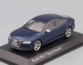 AUDI RS7 Sportback 2013 Estoril Blue