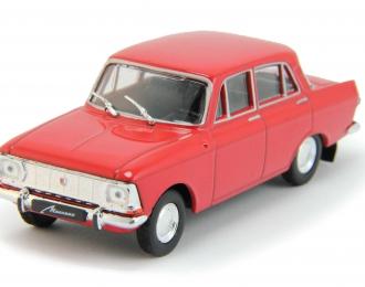 МОСКВИЧ 412, Автолегенды СССР 46, ярко-красный